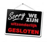 Vosselaar gesloten tot 6 augustus u kan wel terecht in Turnhout en Rijkevorsel vanaf 2/8